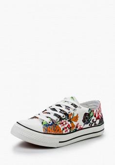 Кеды, Ideal Shoes, цвет: мультиколор. Артикул: ID005AWHML30. Обувь / Кроссовки и кеды