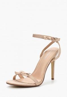 Босоножки, Ideal Shoes, цвет: бежевый. Артикул: ID007AWBQAB7. Обувь / Босоножки