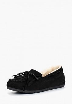 Мокасины, Ideal Shoes, цвет: черный. Артикул: ID007AWCBGT7. Обувь
