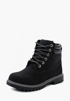 Ботинки, Ideal Shoes, цвет: черный. Артикул: ID007AWWEI54. Обувь