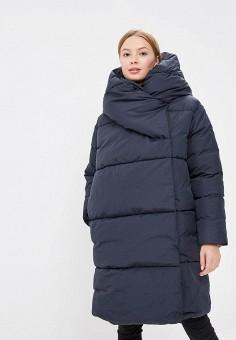 Куртка утепленная, Imocean, цвет: синий. Артикул: IM007EWCQFX7. Одежда / Верхняя одежда / Зимние куртки