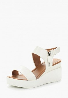Босоножки, Instreet, цвет: белый. Артикул: IN011AWAECY6. Обувь / Босоножки