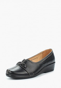 Туфли, Instreet, цвет: черный. Артикул: IN011AWAEDA1. Обувь / Туфли / Закрытые туфли