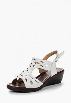 Босоножки, Instreet, цвет: белый. Артикул: IN011AWPRC10. Обувь / Босоножки