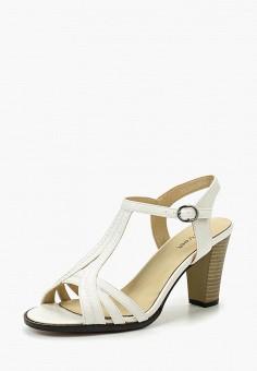 Босоножки, Instreet, цвет: белый. Артикул: IN011AWPRC43. Обувь / Босоножки