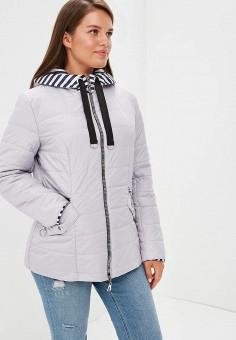 Куртка утепленная, Indiano Natural, цвет: серый. Артикул: IN012EWCHJD8. Одежда / Верхняя одежда / Демисезонные куртки