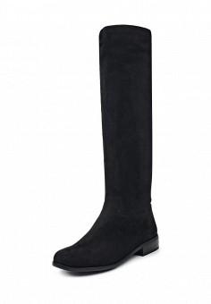Сапоги, Inario, цвет: черный. Артикул: IN029AWUOL63. Обувь / Сапоги