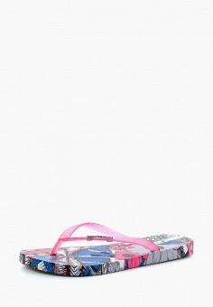 Сланцы, Ipanema, цвет: розовый. Артикул: IP124AWAFBJ8.
