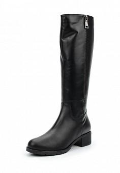 Сапоги, Ivolga, цвет: черный. Артикул: IV005AWUWW43. Обувь / Сапоги