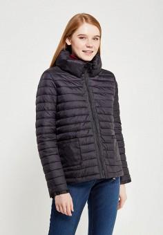 Куртка утепленная, Iwie, цвет: черный. Артикул: IW001EWVXO50. Одежда / Верхняя одежда