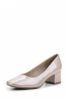 Туфли, Jana, цвет: розовый. Артикул: JA125AWACKI6. Обувь