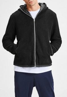 Куртка утепленная, Jack & Jones, цвет: черный. Артикул: JA391EMBZRQ4. Одежда / Верхняя одежда / Демисезонные куртки
