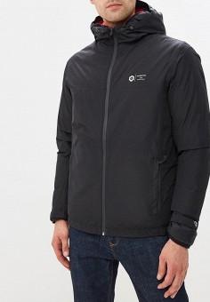 Пуховик, Jack & Jones, цвет: черный. Артикул: JA391EMBZRQ5. Одежда / Верхняя одежда / Пуховики и зимние куртки