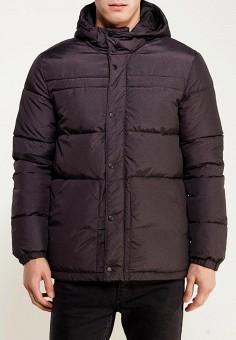 Куртка утепленная, Jack & Jones, цвет: серый. Артикул: JA391EMUIV83. Одежда / Верхняя одежда / Пуховики и зимние куртки