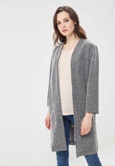 Пальто, Jacqueline de Yong, цвет: серый. Артикул: JA908EWAPIE2. Одежда / Верхняя одежда / Пальто
