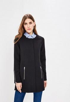 Пальто, Jacqueline de Yong, цвет: черный. Артикул: JA908EWAPIH3. Одежда / Верхняя одежда / Пальто