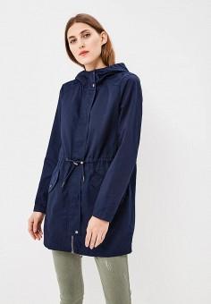 Парка, Jacqueline de Yong, цвет: синий. Артикул: JA908EWZNZ64. Одежда / Верхняя одежда / Парки