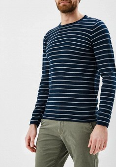 Джемпер, J. Hart & Bros, цвет: синий. Артикул: JH001EMAYSA8. Одежда / Джемперы, свитеры и кардиганы