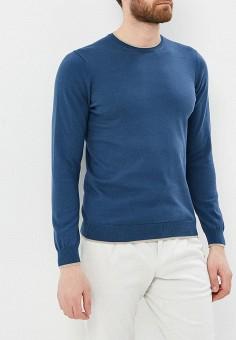 Джемпер, J. Hart & Bros, цвет: синий. Артикул: JH001EMAYSB3. Одежда / Джемперы, свитеры и кардиганы
