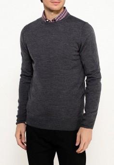 Рубашка, J. Hart & Bros, цвет: серый. Артикул: JH001EMVYU88. Одежда / Джемперы, свитеры и кардиганы