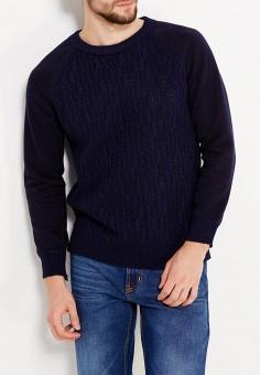 Джемпер, Just Key, цвет: синий. Артикул: JU016EMWKI90. Одежда / Джемперы, свитеры и кардиганы