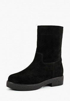 Сапоги, Just Couture, цвет: черный. Артикул: JU663AWCIFD5. Обувь