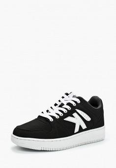 Кеды, Kelme, цвет: серый. Артикул: KE010AUZPU85. Обувь / Кроссовки и кеды / Кеды
