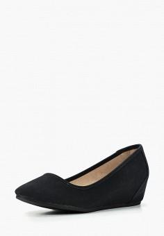 Туфли, Keddo, цвет: черный. Артикул: KE037AWAPUR5. Обувь / Туфли / Закрытые туфли