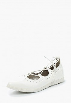 Туфли, Kylie, цвет: белый. Артикул: KY002AWBKQJ6. Обувь / Туфли / Закрытые туфли