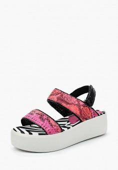 Босоножки, Kylie, цвет: розовый. Артикул: KY002AWBKQJ7. Обувь / Босоножки