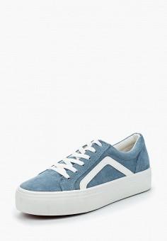 Кеды, Kylie, цвет: голубой. Артикул: KY002AWBKRW8. Обувь / Кроссовки и кеды / Кеды