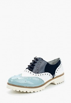Ботинки, Lamania, цвет: мультиколор. Артикул: LA002AWAMSA6. Обувь
