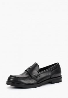 Лоферы, Lamania, цвет: черный. Артикул: LA002AWBSDP5. Обувь