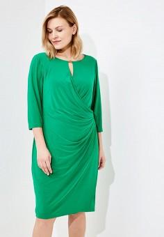 Платье, Lauren Ralph Lauren Woman, цвет: зеленый. Артикул: LA079EWAOSB7. Premium / Одежда / Платья и сарафаны