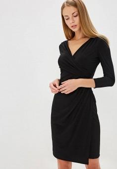 Платье, Lauren Ralph Lauren, цвет: черный. Артикул: LA079EWBXEH2. Premium / Одежда / Платья и сарафаны