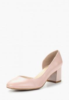 Туфли, Laura Valorosa, цвет: розовый. Артикул: LA948AWAVNS7. Обувь
