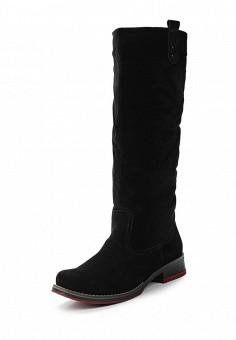Сапоги, Laura Valorosa, цвет: черный. Артикул: LA948AWWWL25. Обувь / Сапоги