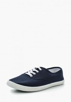 Кеды, L.Day, цвет: синий. Артикул: LD001AWSKE51. Обувь / Кроссовки и кеды / Кеды