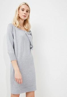 Платье, Liu Jo, цвет: серый. Артикул: LI003EWZHE94. Premium / Одежда / Платья и сарафаны