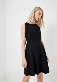 Платье, Liu Jo, цвет: черный. Артикул: LI003EWZHF04. Premium / Одежда / Платья и сарафаны