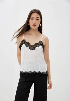 Топ Liu Jo CA0147, цвет белый, размер 40IT