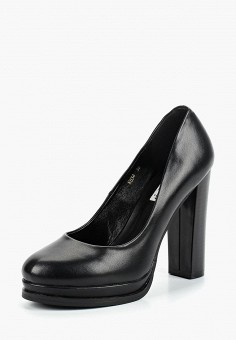 Туфли, Lino Marano, цвет: черный. Артикул: LI826AWCJCU5. Обувь / Туфли / Закрытые туфли