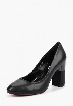 Туфли, Lino Marano, цвет: черный. Артикул: LI826AWCJJB4. Обувь / Туфли / Закрытые туфли