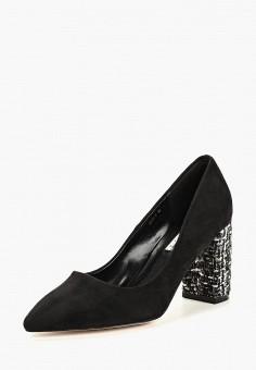 Туфли, Lino Marano, цвет: черный. Артикул: LI826AWCOQS3. Обувь / Туфли / Закрытые туфли