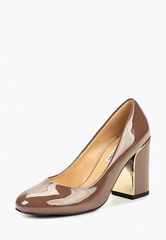 Туфли, Lino Marano, цвет: коричневый. Артикул: LI826AWCOQY1. Обувь / Туфли / Закрытые туфли