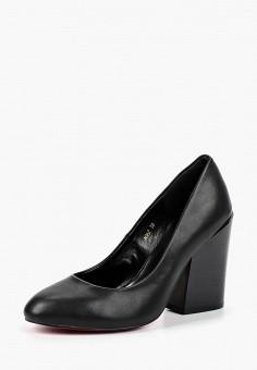 Туфли, Lino Marano, цвет: черный. Артикул: LI826AWCOQZ9. Обувь / Туфли / Закрытые туфли