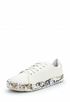 Кеды, LOST INK, цвет: белый. Артикул: LO019AWAAMC9. Обувь / Кроссовки и кеды / Кеды