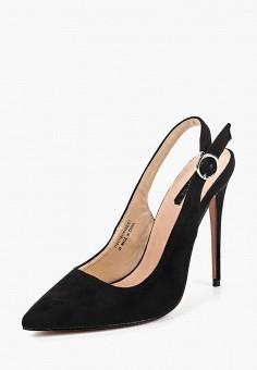 Туфли, LOST INK, цвет: черный. Артикул: LO019AWCDTA5. Обувь