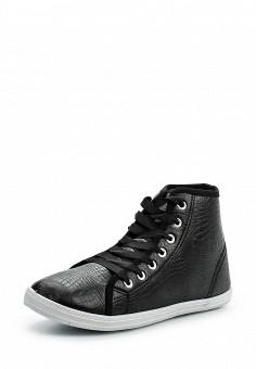 Кеды, LOST INK, цвет: черный. Артикул: LO019AWNRB28. Обувь / Кроссовки и кеды