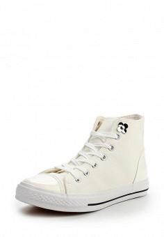 Кеды, LOST INK, цвет: белый. Артикул: LO019AWOOJ36. Обувь / Кроссовки и кеды
